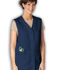 4349 Three Pocket Vest 247x296 - Women Peaches Three Pocket Vest