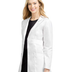 "8611 31 Lab Coat 247x296 - Women Med Couture 31"" Lab Coat"
