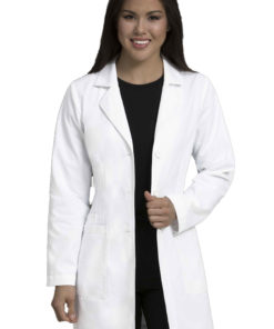 "8692 34 Lab Coat 247x296 - Women Med Couture 34"" Lab Coat"