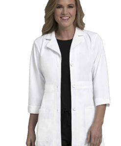 "9604 31 Lab Coat 247x296 - Women Peaches 31"" Lab Coat"