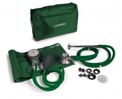 InventoryItem10074 400 - SPEC MATCH BP CUFF & SPRAGUE HUNTER GREEN  LOT #