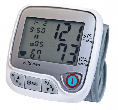 InventoryItem10450 400 - ADVANCED WRIST BP MONITOR LUMISCOPE