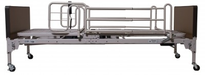 InventoryItem10672 400 - BED RAILS LIBERTY FULL LENGTH LUMEX