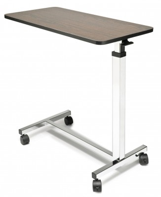 InventoryItem11124 400 - OVERBED TABLE, NON-TILT LUMEX