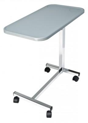 InventoryItem11162 400 - OVERBED TABLE PLASTIC NON-TILT LUMEX