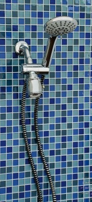 InventoryItem11459 400 - DELUXE HAND SHOWERHEAD-CHROME LUMEX
