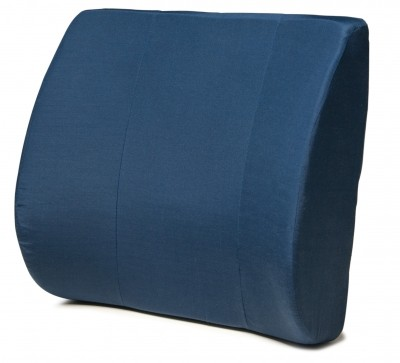 InventoryItem12151 400 - LUMBAR SUPPORT CUSHION, NAVY LUMEX