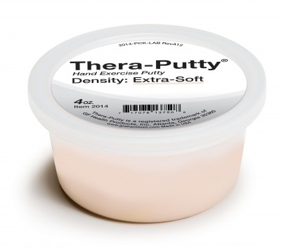 InventoryItem12198 400 - THERA-PUTTY 4 OZ X-SOFT BEIGE LUMEX