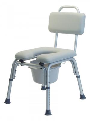 InventoryItem1936 400 - BATH SEAT PAD W/COM ST PLATINUM COL LUMEX