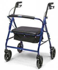 InventoryItem8580 400 247x296 - ROLLATOR ALUM IMPERIAL BLUE WALKABOUT CONTOUR, LUMEX