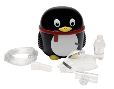 ProductImageItem2158 400 - NEB-U-TYKE IC  - PENGUIN PEDIATRIC NEBULIZER