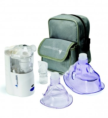 ProductImageItem3106 400 - ULTRASONIC PORTABLE NEBULIZER LUMISCOPE