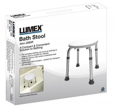 ProductImageItem3331 400 - BATH STOOL RETAIL (1 EA) LUMEX