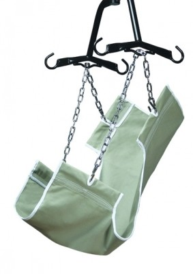ProductImageItem462 400 - NYLON 1-PIECE SLING (WITHOUT COMMODE OPENING)